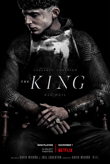 Il re - The King Netflix