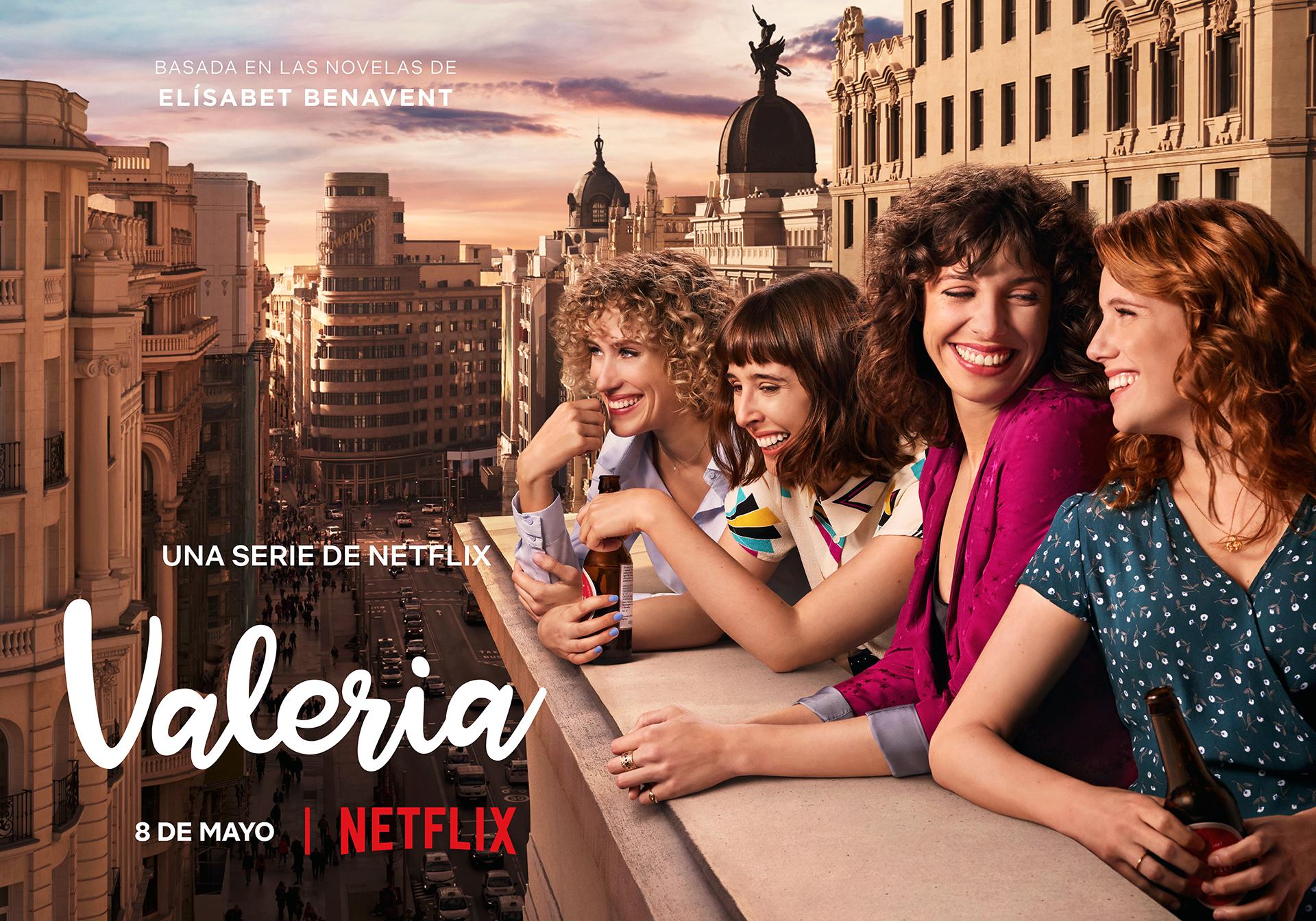 Valeria Serie Staffel 2