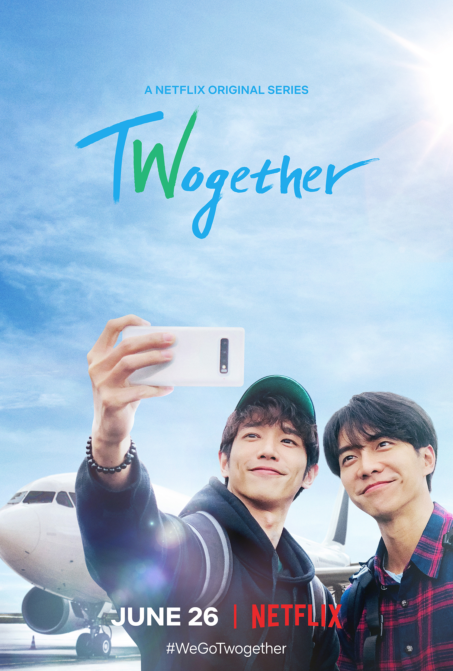 Unscripted Travel Series Twogether, Starring Lee Seung-gi and Jaster Liu, Premieres on June 26 - Image 1