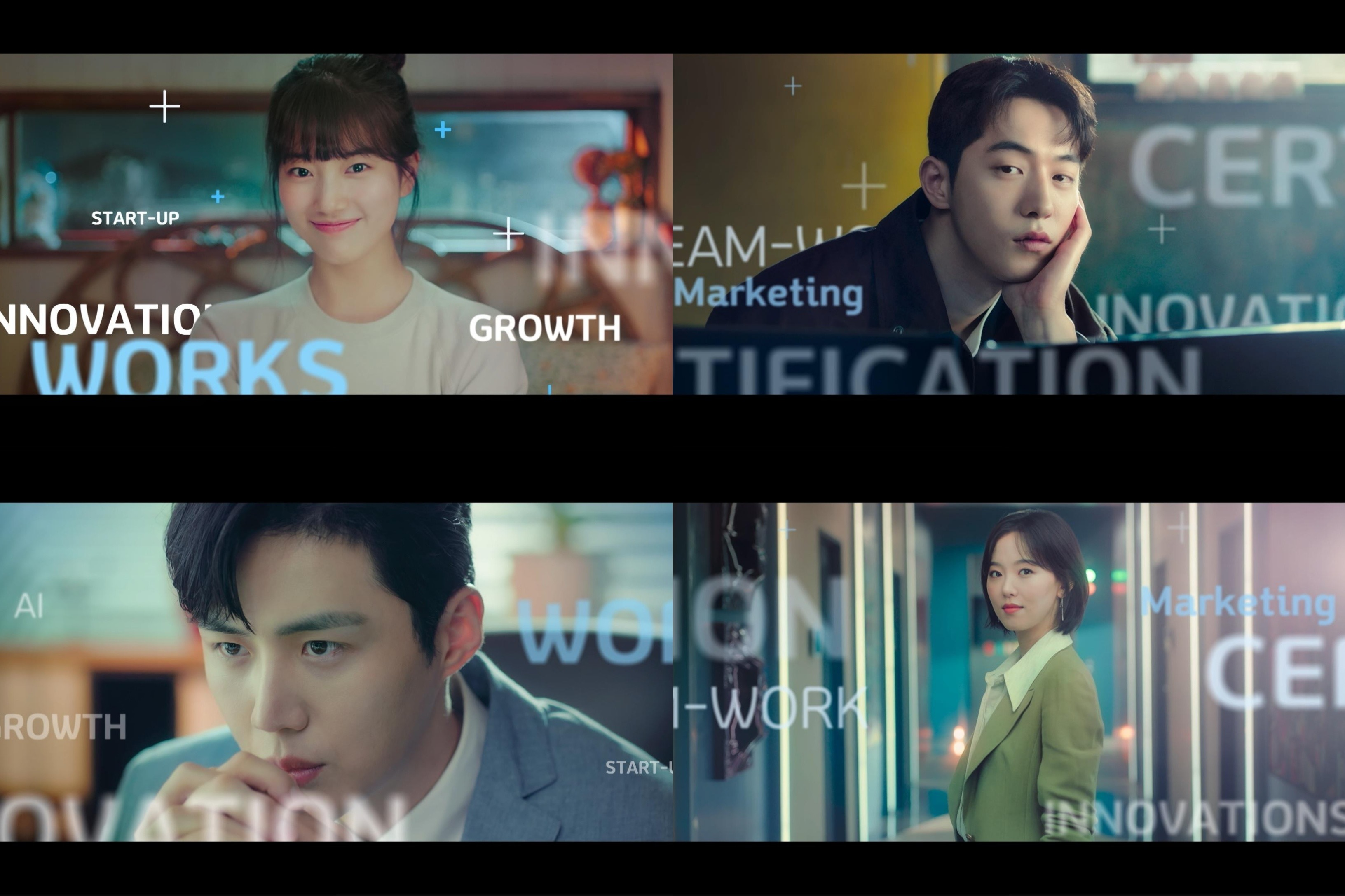About Netflix - NEW KOREAN DRAMA SERIES START-UP, STARRING BAE SUZY AND NAM  JOO-HYUK, COMES TO NETFLIX IN OCTOBER