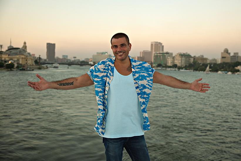 Megastar Amr Diab Returns to Drama in a Netflix Global Show - Image 1